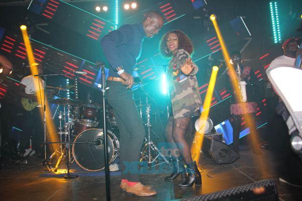 9 - Adekunle Gold's Mum, Darey, Falz & More Attend Simi's #SIMISOLAtheALBUM Launch