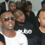 Davido & Friends Attend DJ Olu's Funeral [SEE PICTURES]