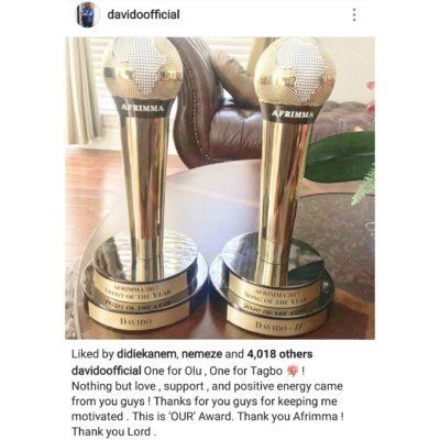 afrimma awards