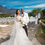 Checkout These Pictures From Adesua & Banky W's Wedding Ceremony