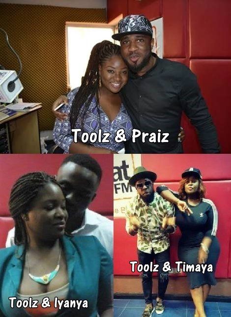 Toolz 'I Thought Timaya, Iyanya, Praiz Were My Friends' – OAP, Toolz On Relationship With The Singers