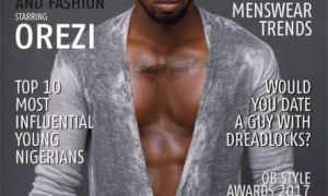 Orezi Is Fun, Sexy And Eye Catching In The Latest Issue Of OnoBello.com Magazine