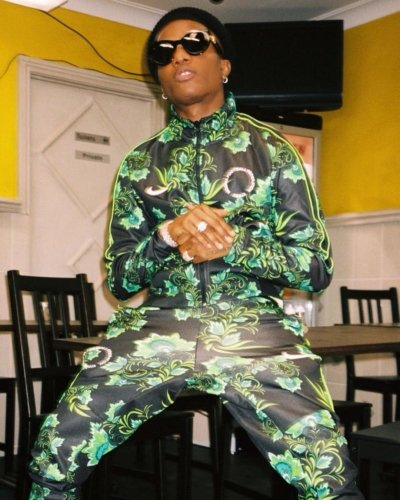 Wizkid Joins The Top List Of Highest Paid Artiste In The World || See Details 2