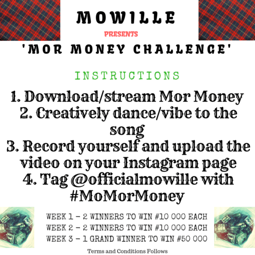 Download MP3: Mowille - Mor Money Latest Nigerian Songs 1