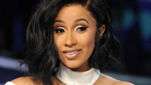 """Cardi B Goes Nude To Channel """"Poison Ivy"""" In New Halloween Look « tooXclusive"""