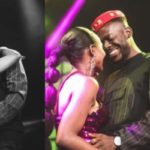 """""""In This Life Marry Well Abeg"""" – Adekunle Gold Reacts To His First 'Father Gift' From Simi & Daughter, Deja."""
