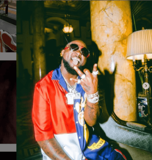Davido Brags About Having A Jewelry Collection Worth 767 Million Naira 1