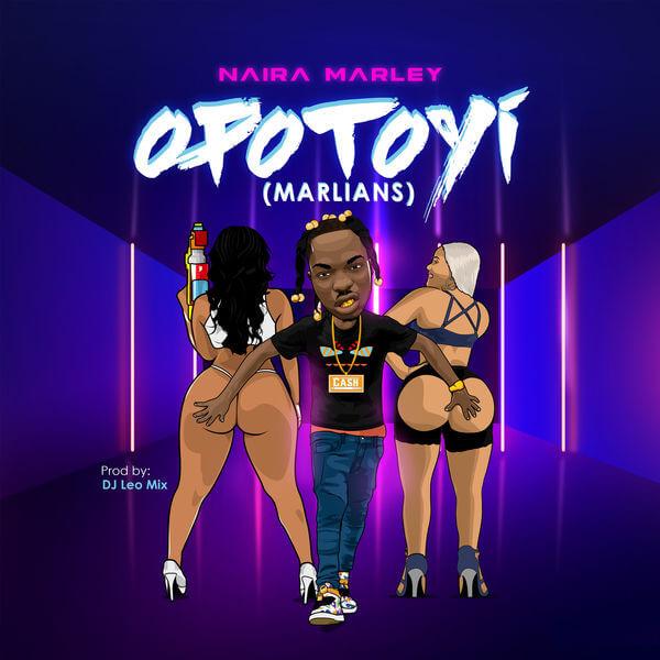 "MP3 Lyrics: Naira Marley – ""Opotoyi"" (Marlians!)"