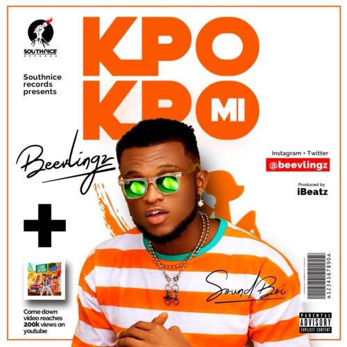DOWNLOAD MP3: [VIDEO | AUDIO] Beevlingz – Kpokpo Mi | AUDIO