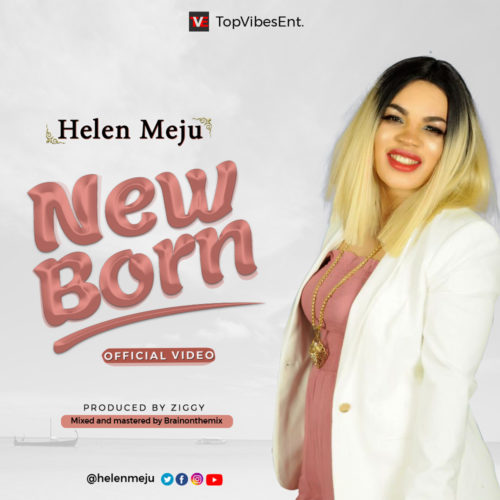 "1 8 - Helen Meju – ""New Born"""
