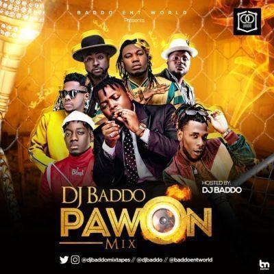 "DJ Baddo – ""Pawon Mix"""