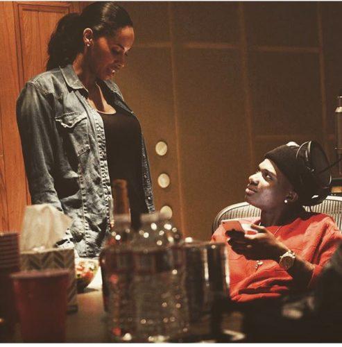 Wizkid Showed Love To His 3rd Babymama, Jada P On Valentine's Day 1