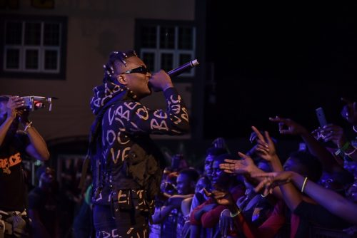 SMIRNOFF X1 TOUR: DJ SPINALL, A-LIST ARTISTS SHUT DOWN BENIN CITY 43