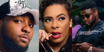 Davido & His Brother, ChairmanHKN, Fireback At T-boss For Calling Him Out Over Arrest Of Clout Chasing Girls « tooXclusive