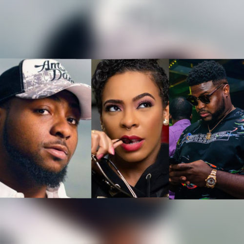 InShot 20191102 073112313 - Davido & His Brother, ChairmanHKN, Fireback At T-boss For Calling Him Out Over Arrest Of Clout Chasing Girls
