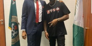 Davido Kicks Off Politics Plans As He Visits Quilox Proprietor; Hon. Shina Peller At The National Assembly In Abuja    Watch Video « tooXclusive