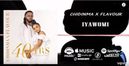 Flavour x Chidinma -