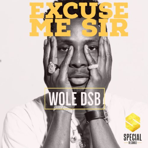 "Wole Dsb - ""Excuse Me Sir"""