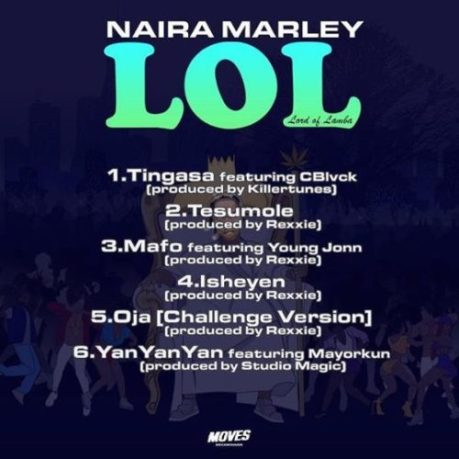 Image result for naira marley ep