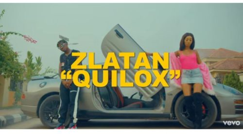 "[Video] Zlatan - ""Quilox"" (Starring Astalavi)"