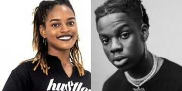 Rema Congratulates Jamaican Singer, Koffee On Winning At The Grammys « tooXclusive