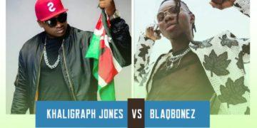 Khaligraph Jones Vs Blaqbonez... Who Is Winning This Battle? « tooXclusive
