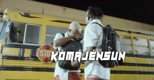 "[Video] MohBad - ""Koma Jensun"" ft. Naira Marley"