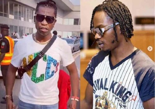 Speed Darlington Settles Beef With Naira Marley, Adopts Him As His First Son