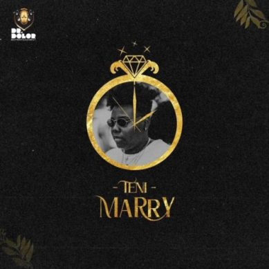 "Download music: Teni – ""Marry"""