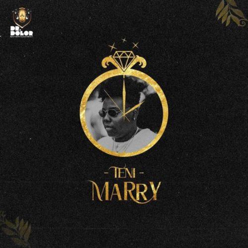 "Download music: Teni – ""Marry"""