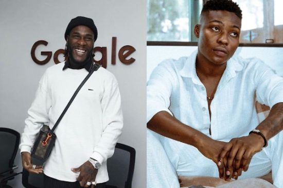 Burna Boy Turns Down Reekado Banks' Request For A Battle, Says He's Not A Worthy Challenger « tooXclusive