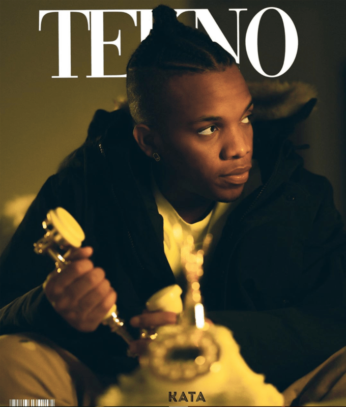 [Lyrics] Tekno  Kata « tooXclusive