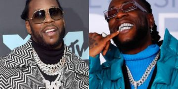 American Rapper, 2Chainz Asks Burna Boy For A Collab With Lil Jon As The Producer « tooXclusive