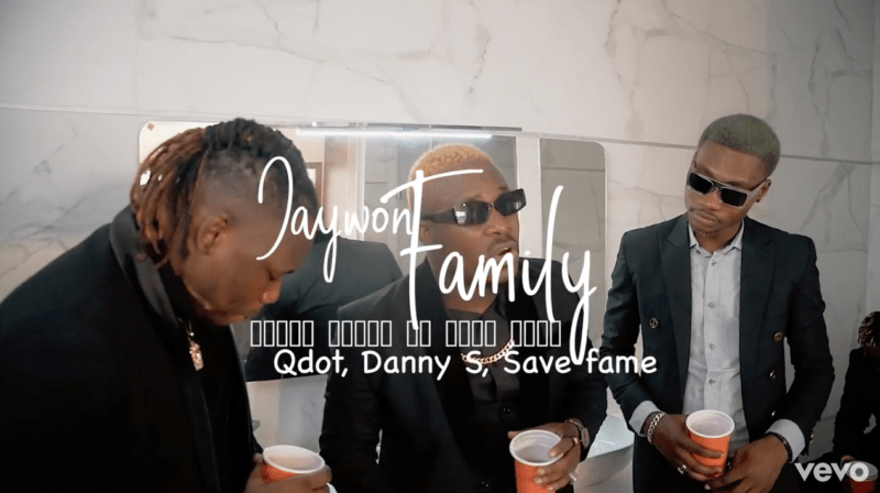 "[Video] Jaywon - ""Family"" ft. Qdot, Danny S « tooXclusive"