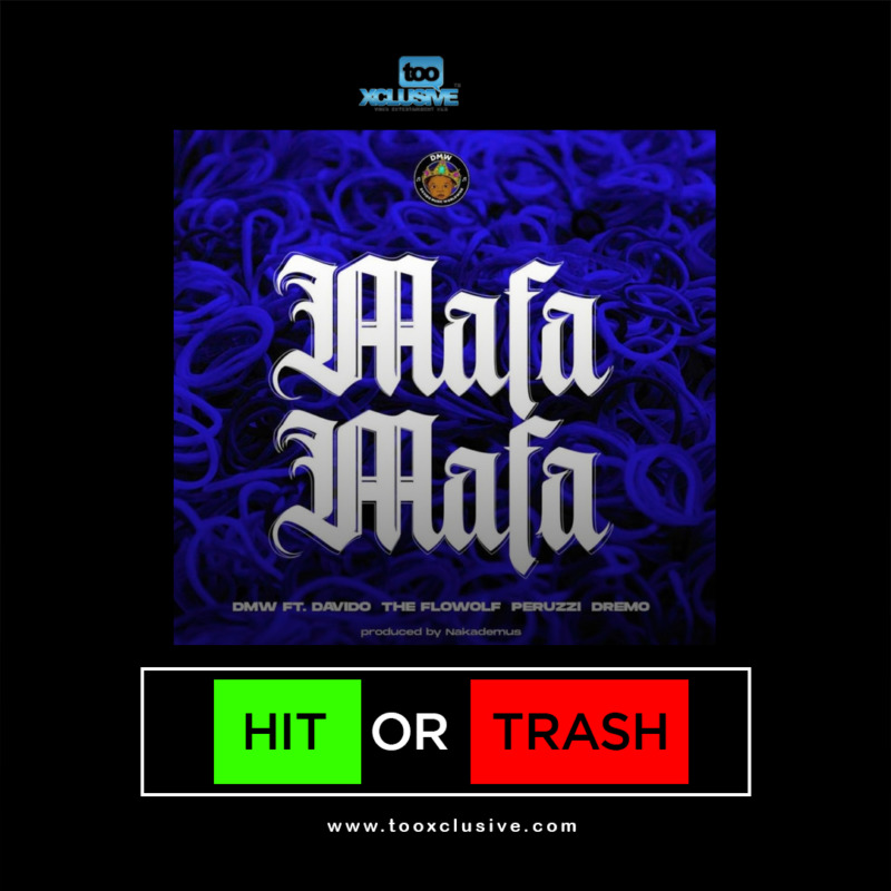 "What Do You Think Of DMW's New Song ""Mafa Mafa""... A Hit! Or Trash!!! ? « tooXclusive"