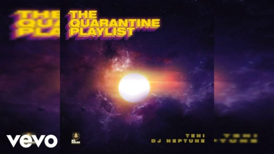 "Teni – ""The Quarantine Playlist"" (EP) ft. DJ Neptune"