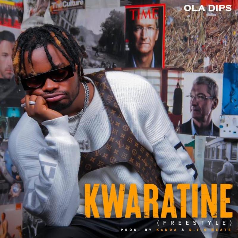 """OlaDips  """"Kwaratine"""" (Freestyle) « tooXclusive"""
