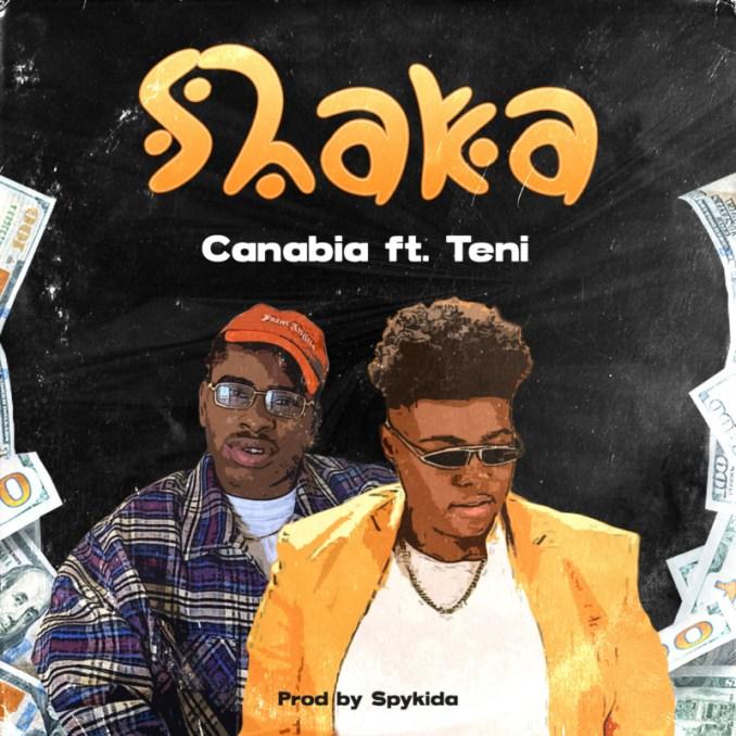"Canabia – ""Shaka"" ft. Teni"