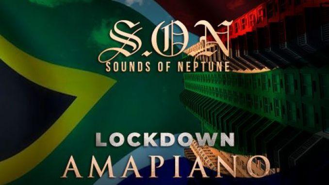 "[Mixtape] DJ Neptune – ""Sounds Of Neptune"" (Lockdown Amapiano Mix)"