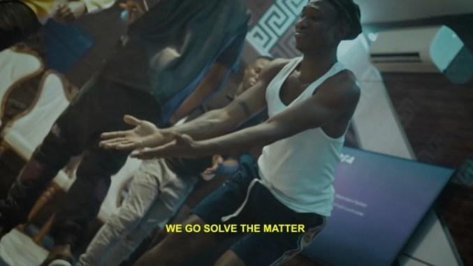 """[Snippet] Zlatan – """"The Matter"""""""