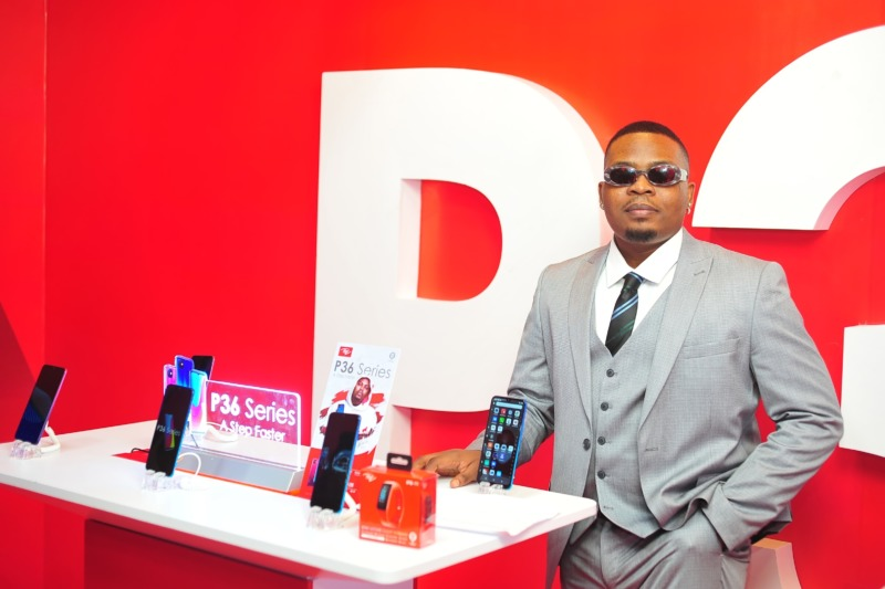 A STEP FASTER: itel Mobile Launches itel P36 and P36 Pro In First Virtual Product Launch