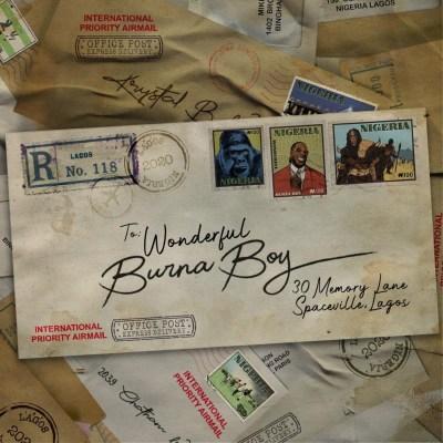 Burna Boy – Wonderful Lyrics