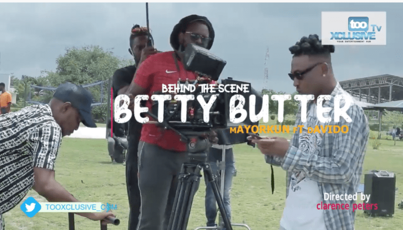 "BTS VIDEO: Mayorkun - ""Betty Butter"" ft. Davido « tooXclusive"
