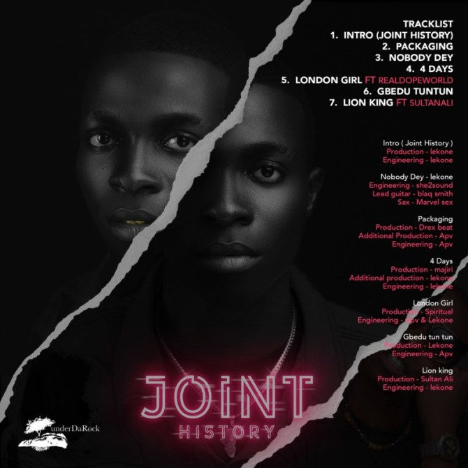 "Femi Silva – ""Joint History"" The EP 4"