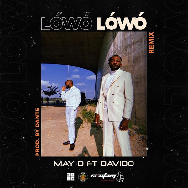 May D Davido Lowo Lowo (Remix)