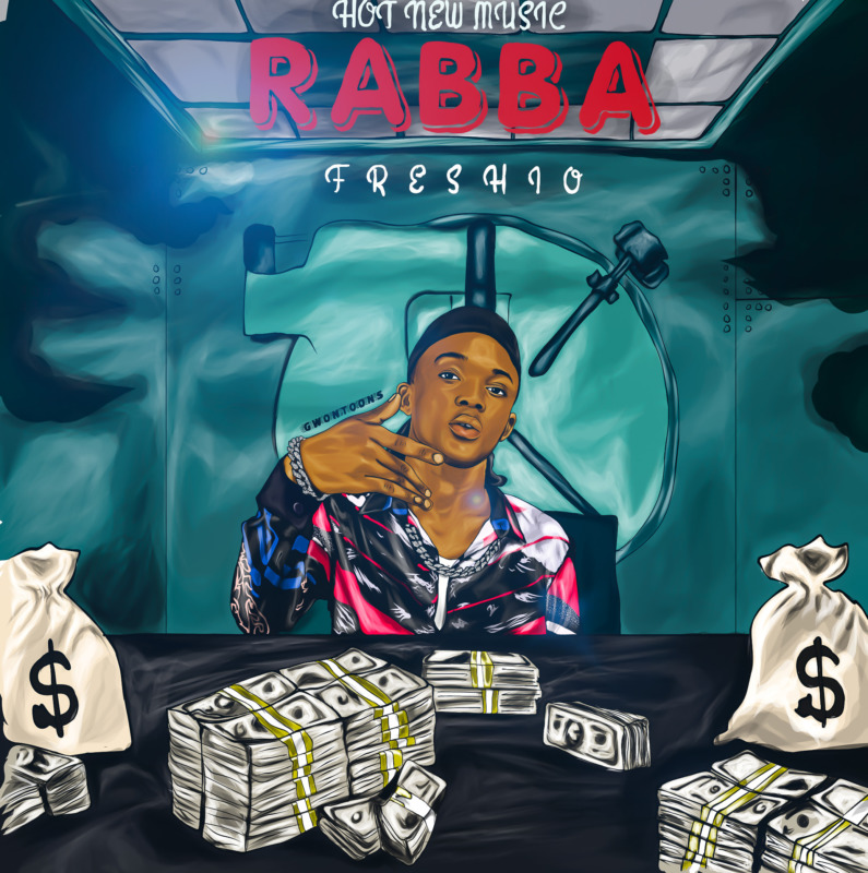 "Download MP3: Freshio – ""Rabba"""