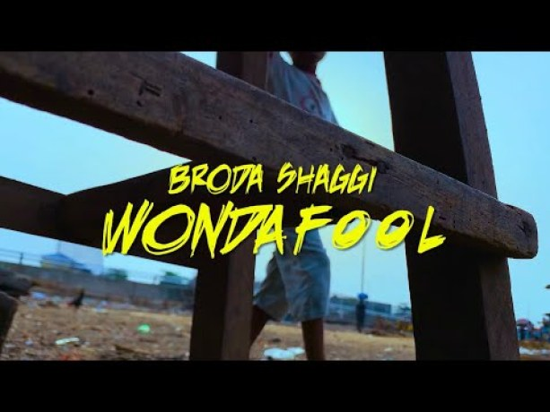 Broda Shaggi Wonda Fool (Burna Boy Cover)