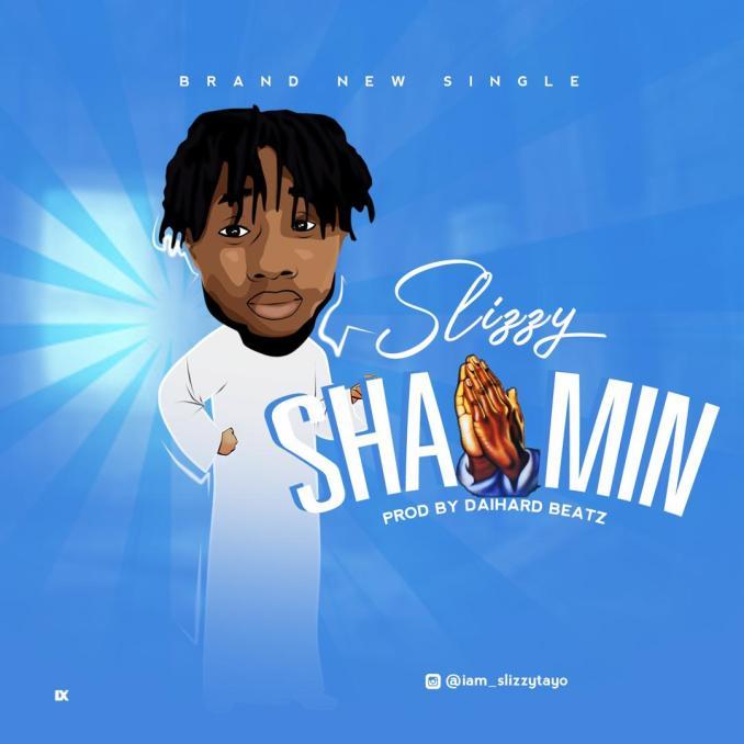 """Slizzy – """"Shaamin"""" (Prod. by Daihard Beatz)"""
