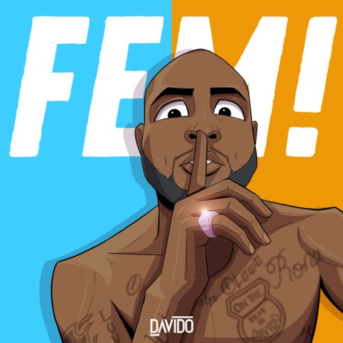 "Download Instrumental; Davido – ""FEM!"""