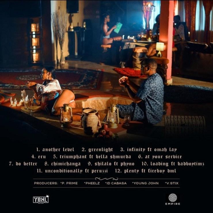 """[Album] Olamide – """"Carpe Diem"""" 7"""